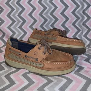 Boy's Sperry Lanyard Boat Shoes!!